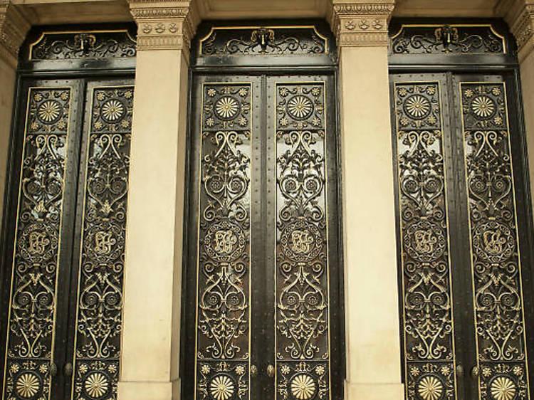 Exterior, Leeds Town Hall