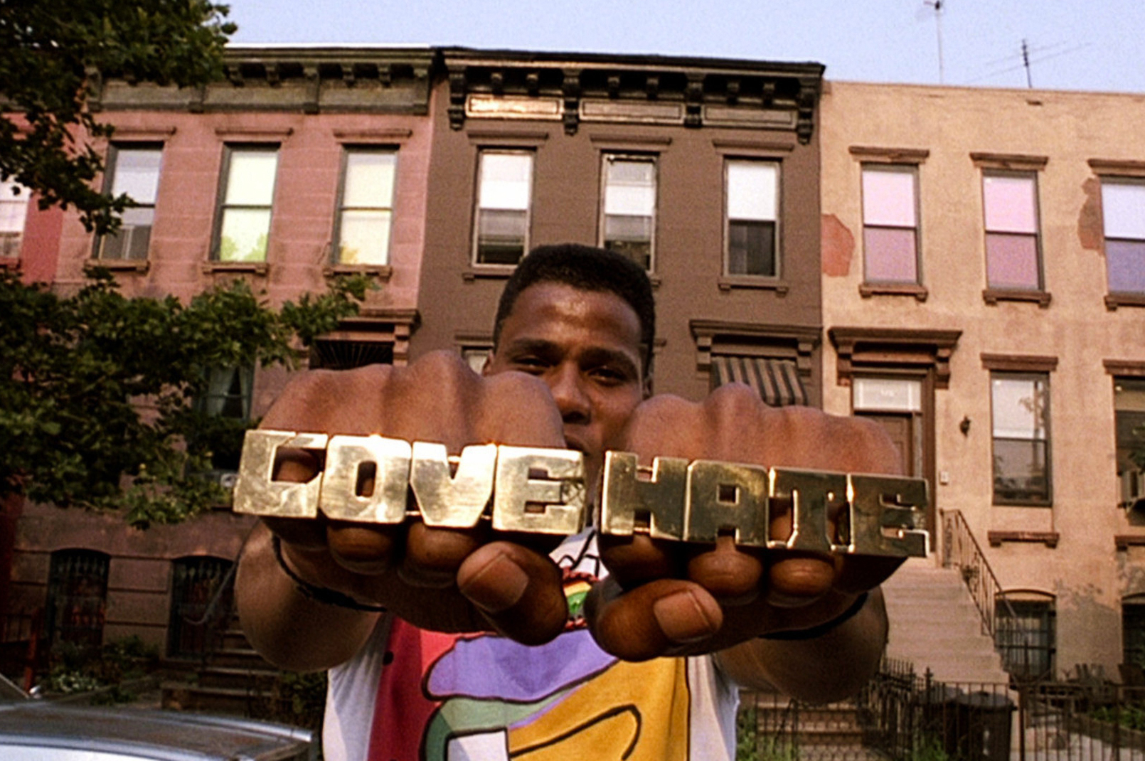 Do the Right Thing's screenplay