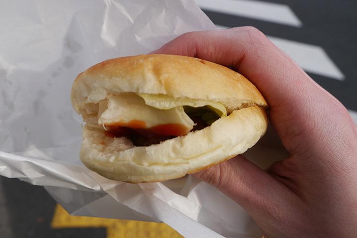 東京で最も前衛的なハンバーガー