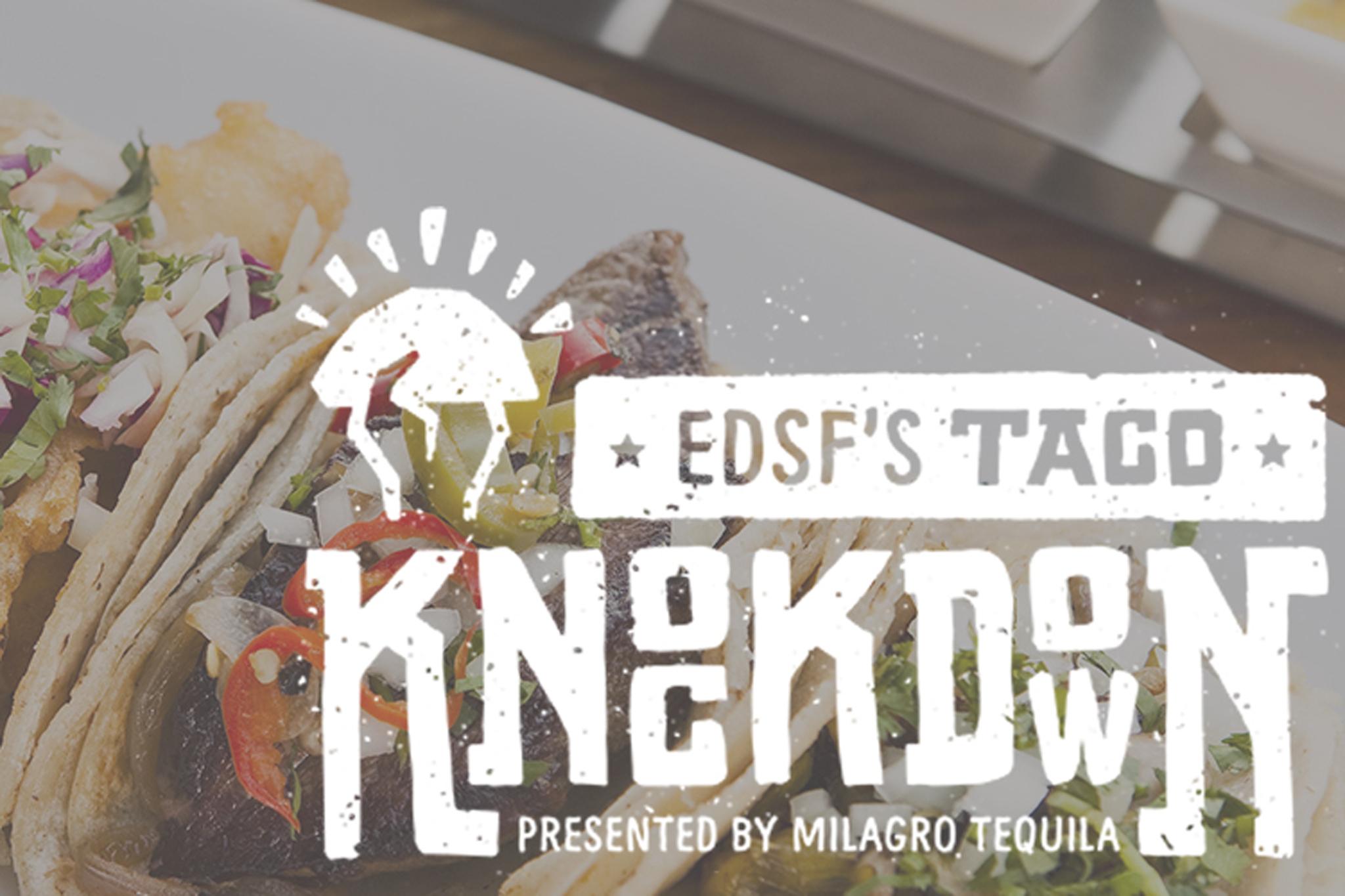 Taco Knockdown