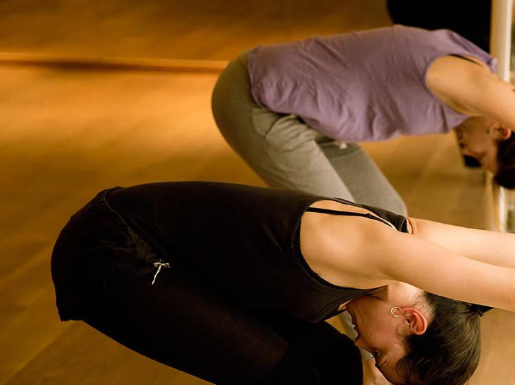 Esport contra el mal d'esquena