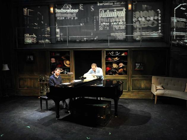 Sondheim on Sondheim at Porchlight Music Theatre