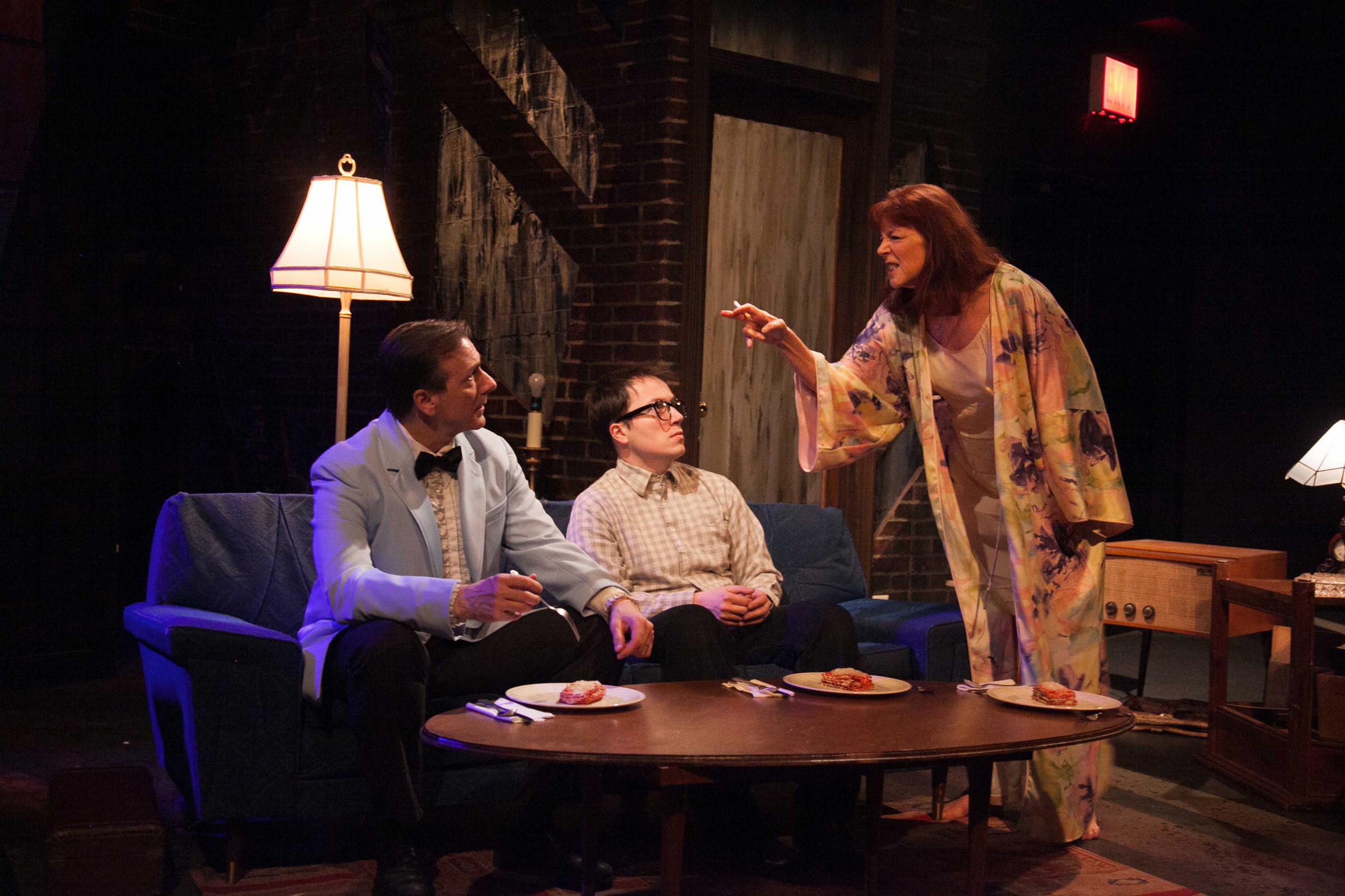 ACTRESS IN A SUPPORTING ROLE—PLAY