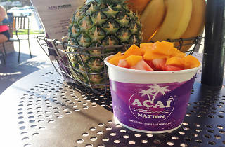 Acai Nation in Brentwood