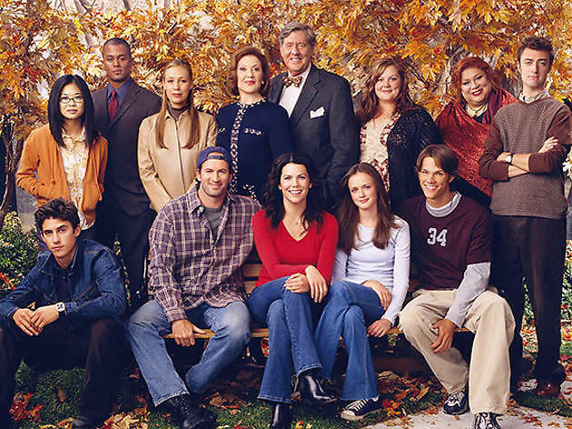 Gilmore Girls Party at Videology