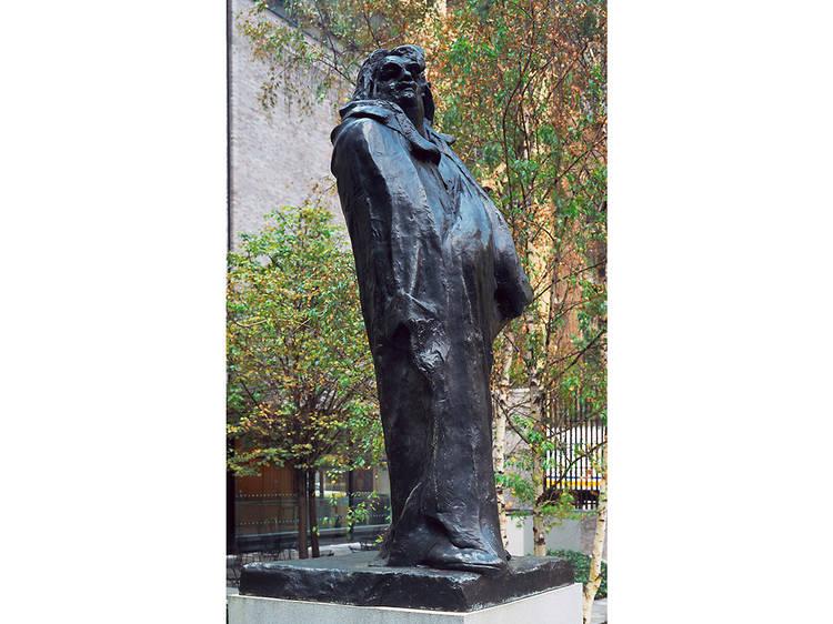 Auguste Rodin, Monument to Balzac (1898)
