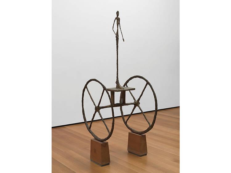 Alberto Giacometti, The Chariot (1950)