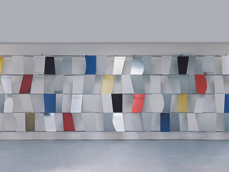 Ellsworth Kelly, Sculpture for a Large Wall (1956–57)