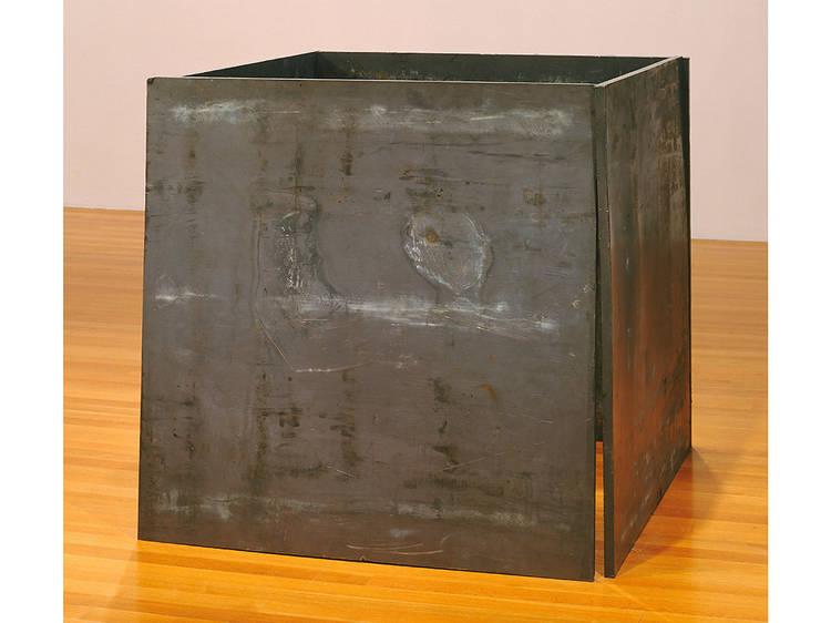 Richard Serra, One Ton Prop (House of Cards) (1969)