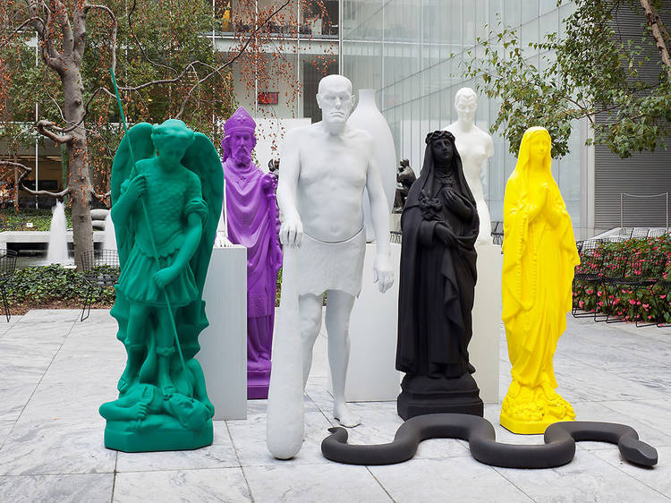 Katharina Fritsch, Group of Figures (2006–11)