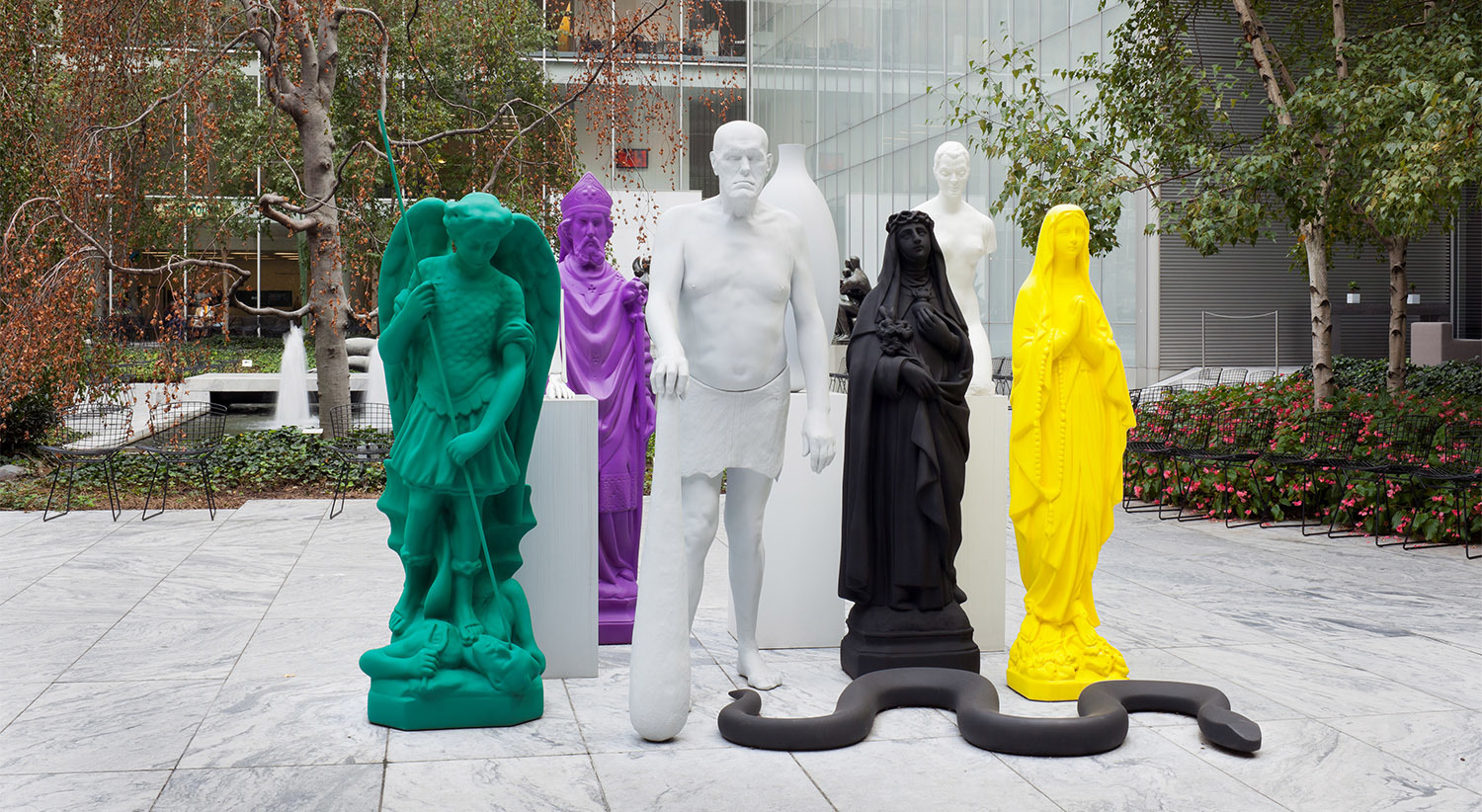 Top 25 Sculptures At The Museum Of Modern Art In Nyc