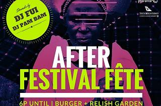 The After Festival Fete,Osu,Accra, Ghana