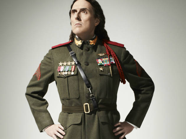 """Weird Al"" Yankovic at the Masonic"