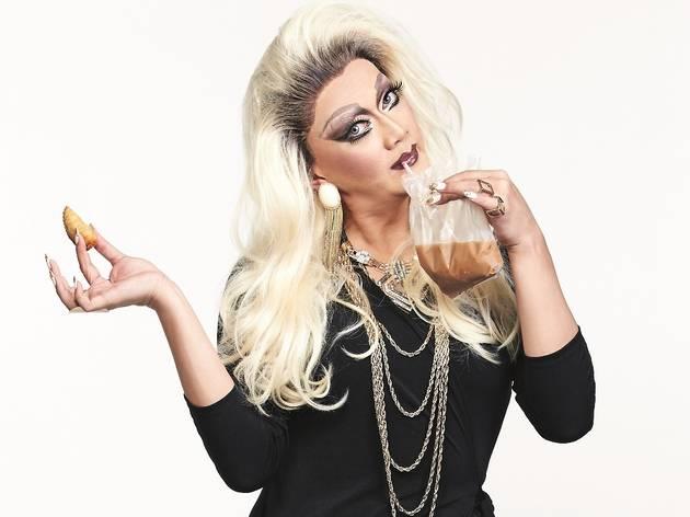 Rainbow Rojak presents Horror Queen Party