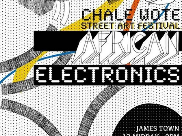 Chalewote 2015 African Electronics