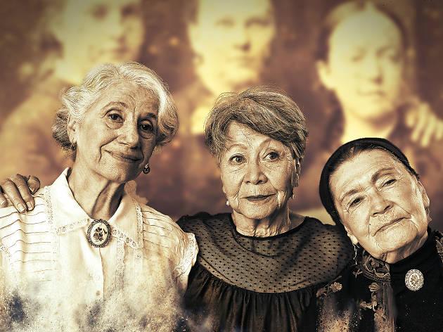 Éramos tres hermanas