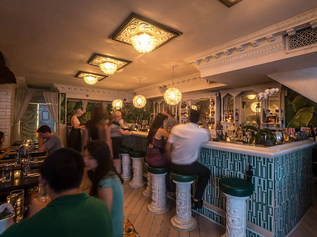 The best East Village bars