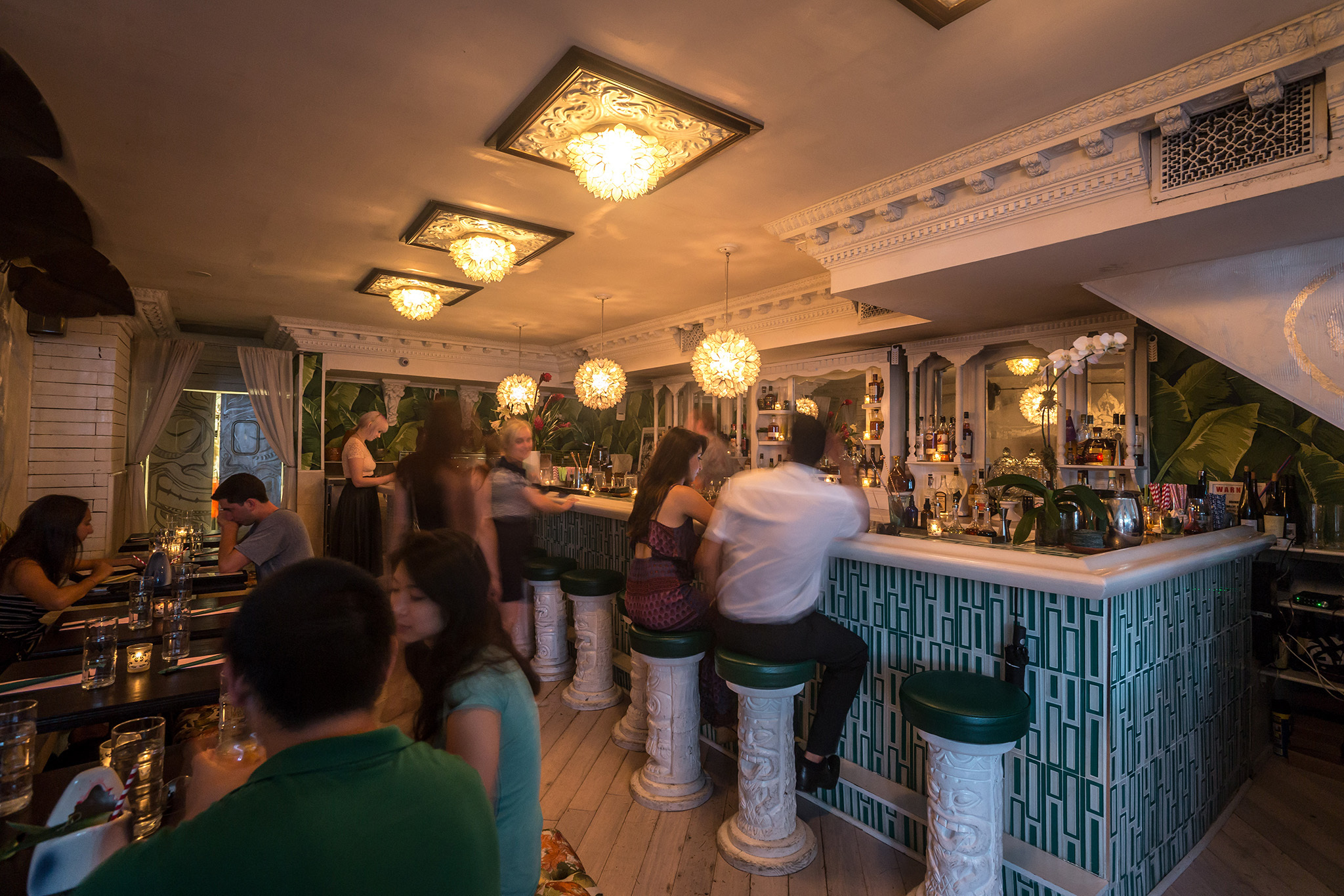 The top first-date restaurants and bars in NYC