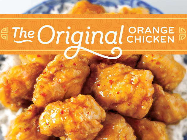 Orange Chicken Love Truck Launch