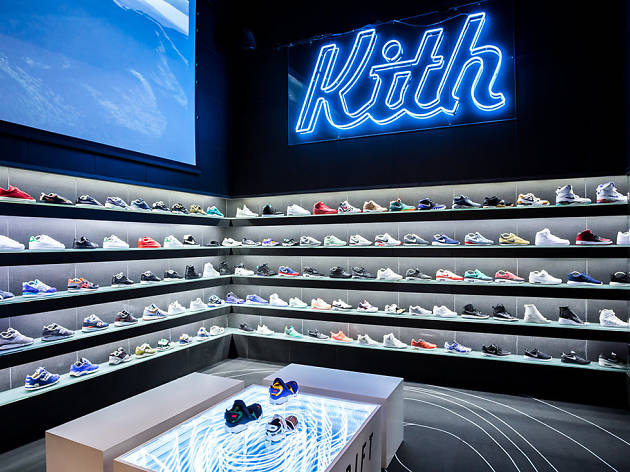 22d32c3d757191 Sneaker stores in NYC for the perfect pair of kicks