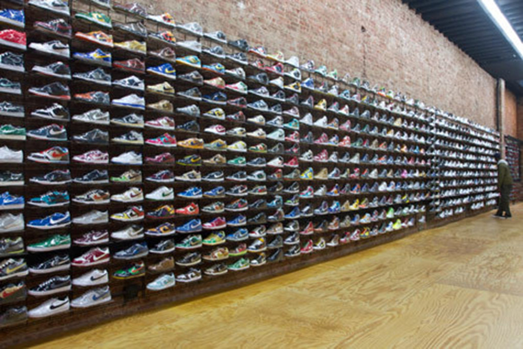 Sneaker stores in nyc for the perfect pair of kicks for Best consignment stores nyc