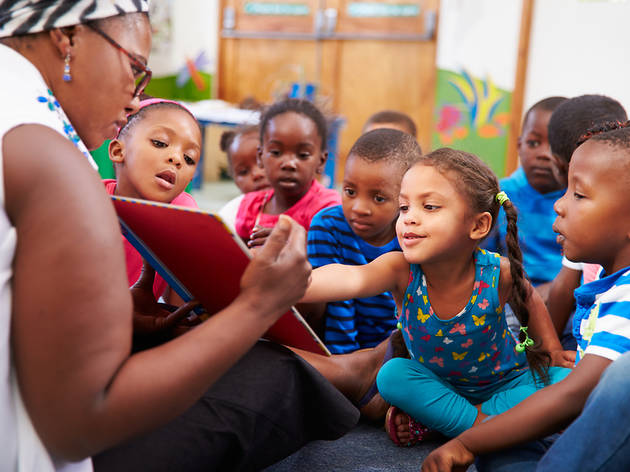 The best story time events for children in New York City