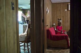 Ralph Lemon's Scaffold Room