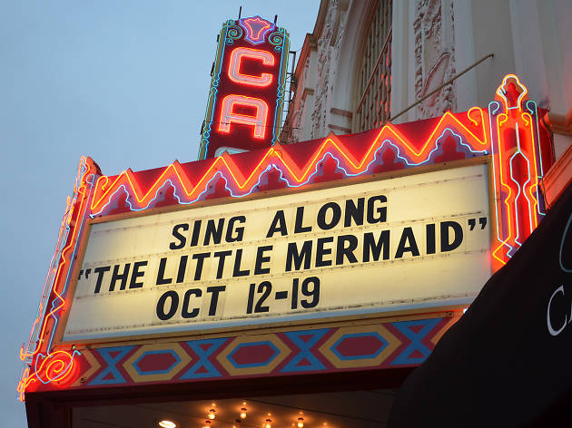 Sing Along: The Little Mermaid