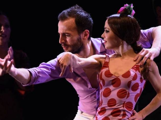 The Flamenco of Marco Flores & Olga Pericet In Baile a Dos