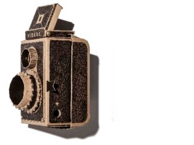DIY pinhole camera