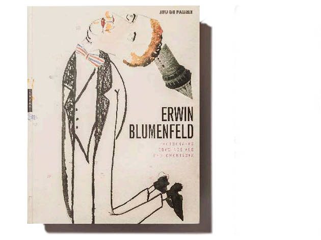Erwin Blumenfeld: Photographs, Drawings, and Photomotages