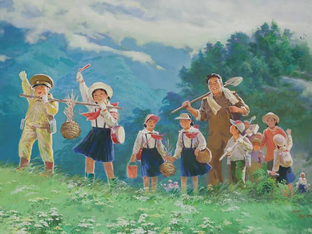 북한 프로젝트 (ⓒ Ronald de Groen Collection)