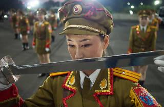북한 프로젝트 (ⓒ Nick Danziger / *NB Pictures for the British Council)