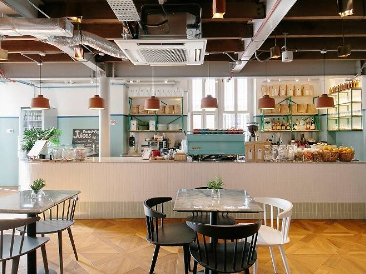 The best quiet cafés with free Wi-Fi to do work in