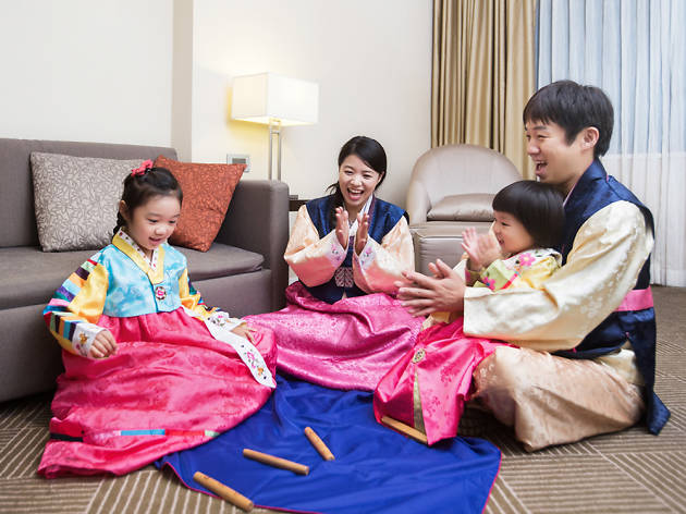 Chuseok Package at the Grand Ambassador Seoul