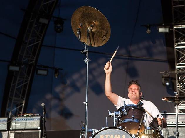 Battles at FYF 2015, day 2