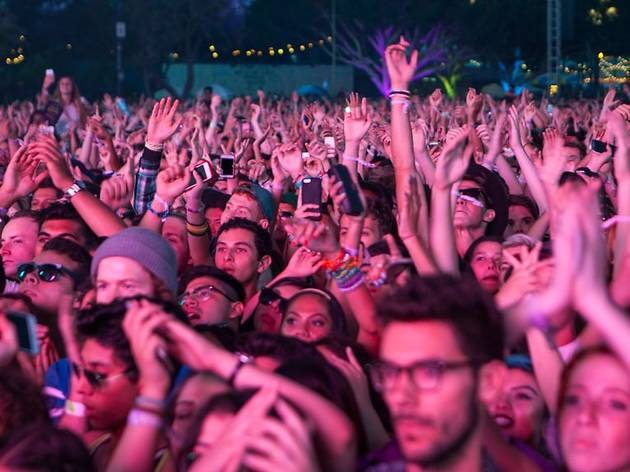 FYF 2016: Lineups, slide shows and more