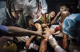 Nens a Alep, 2012