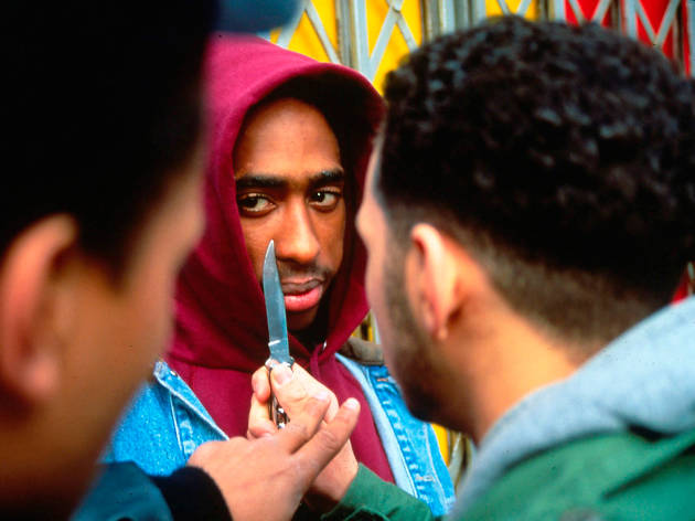 Tupac Shakur in 'Juice'