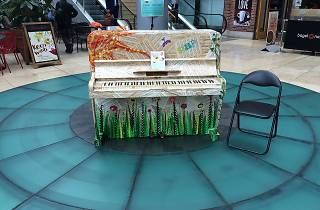 Leeds' pop up pianos offer the chance for an impromptu tinkle