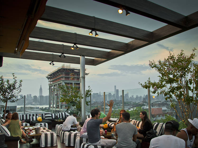 Check out the best rooftop bars in NYC