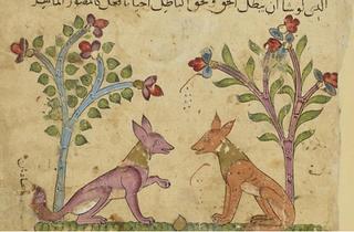 Paroles de bêtes (à l'usage des princes), les fables de Kalila et Dimna