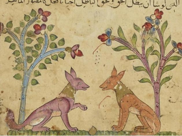 Paroles de bêtes (à l'usage des princes)