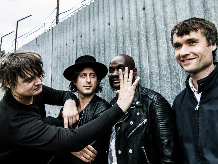 The Libertines © Roger Sargent