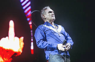 Morrissey at FYF 2015, day 2