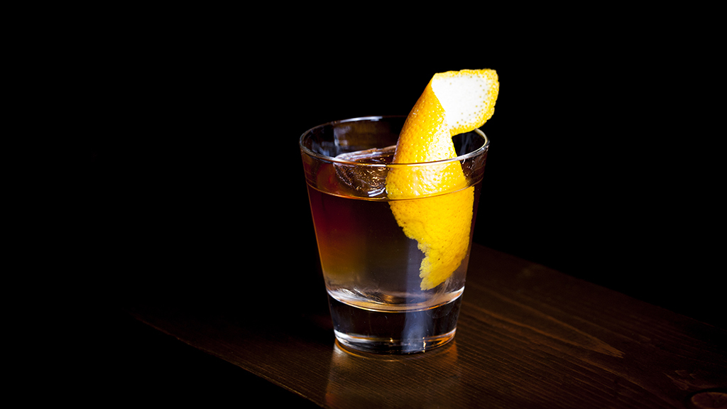 Old Fashioned at the Varnish