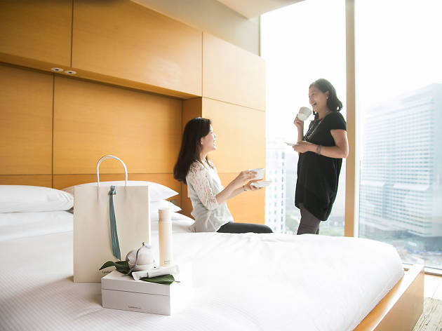 Mothers and Daughters Package at Park Hyatt Seoul