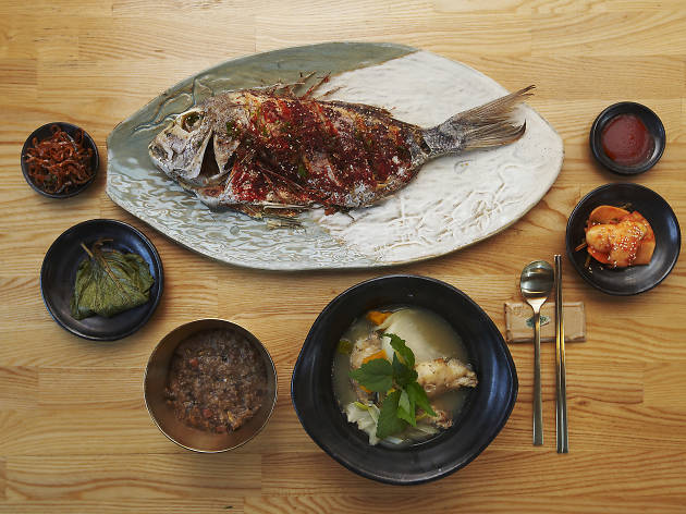 Tongyeong Dining