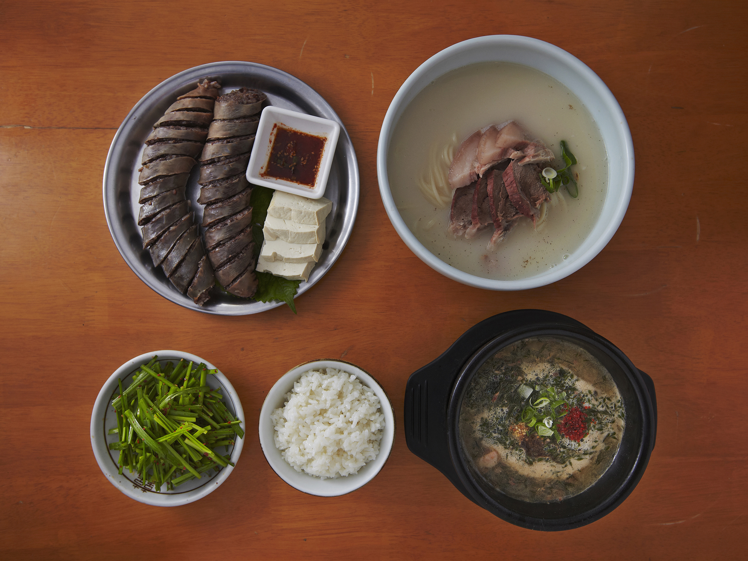 Hearty Korean regional cuisines available in Seoul