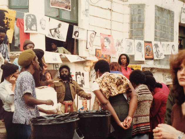 notting hill carnival, 1970s